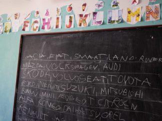 Učionica drugog razreda